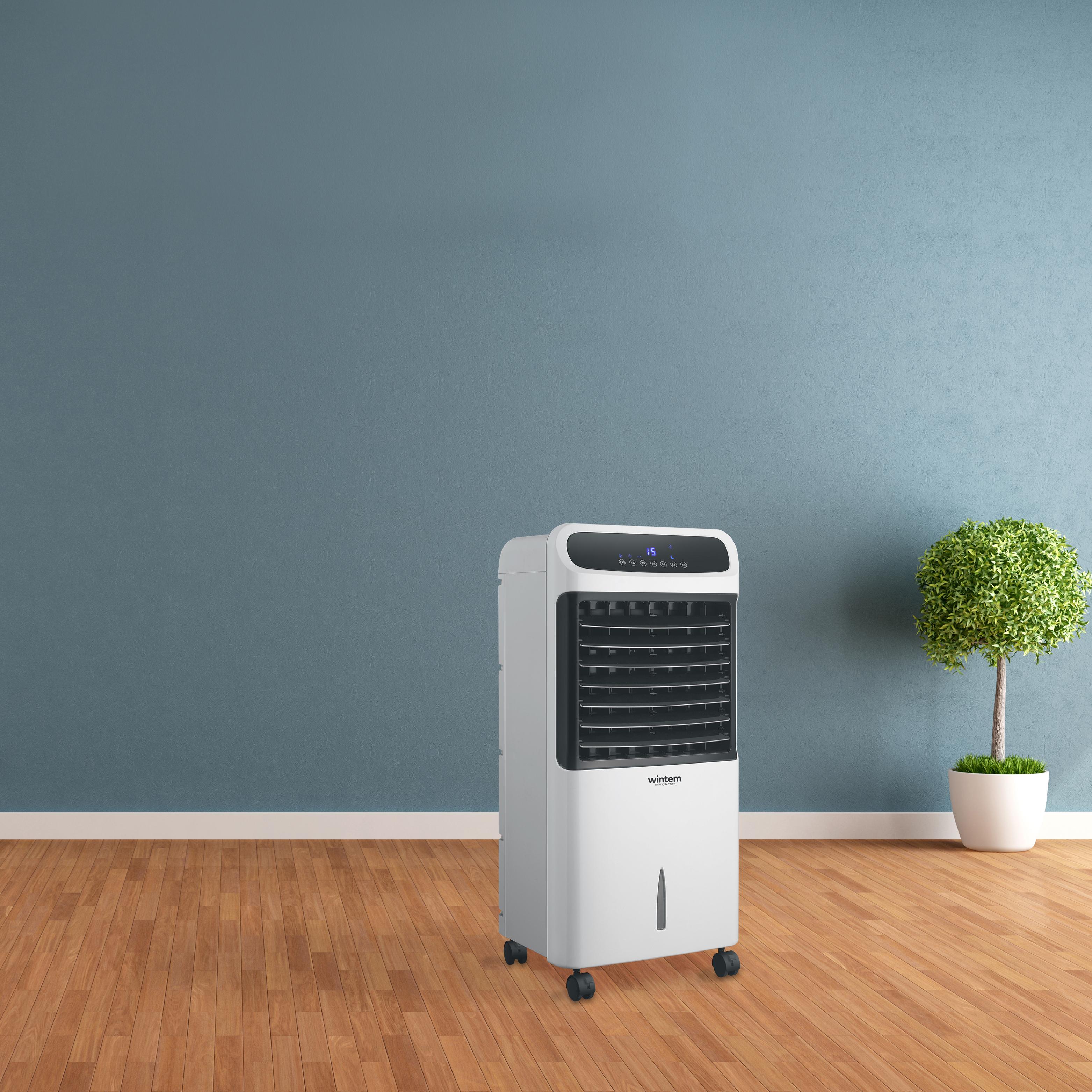 Horus Climatizzatore Portatile 2000 Watt Raffrescatore Aria Calda Fredda Wintem 3
