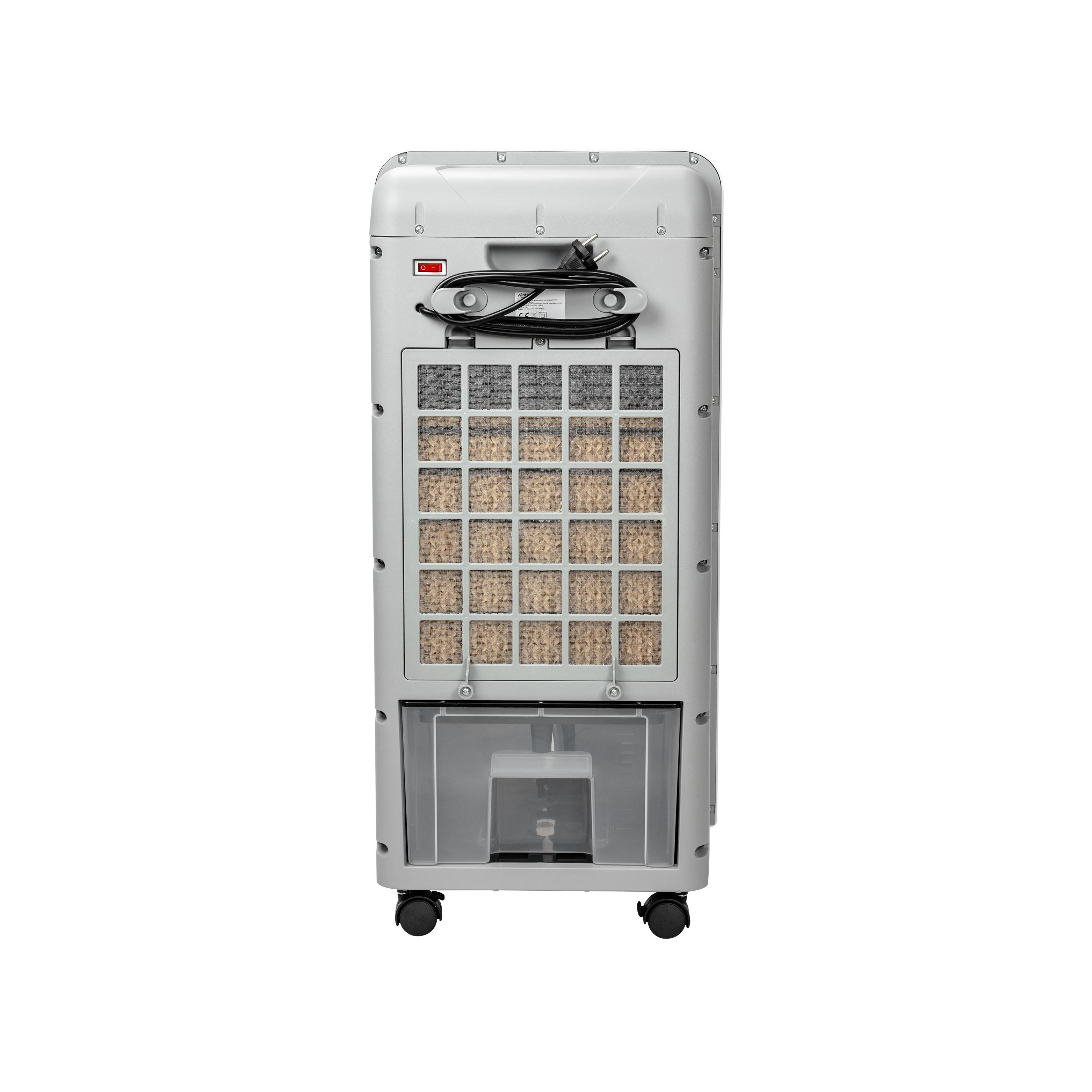 Horus Climatizzatore Portatile 2000 Watt Raffrescatore Aria Calda Fredda Wintem 4