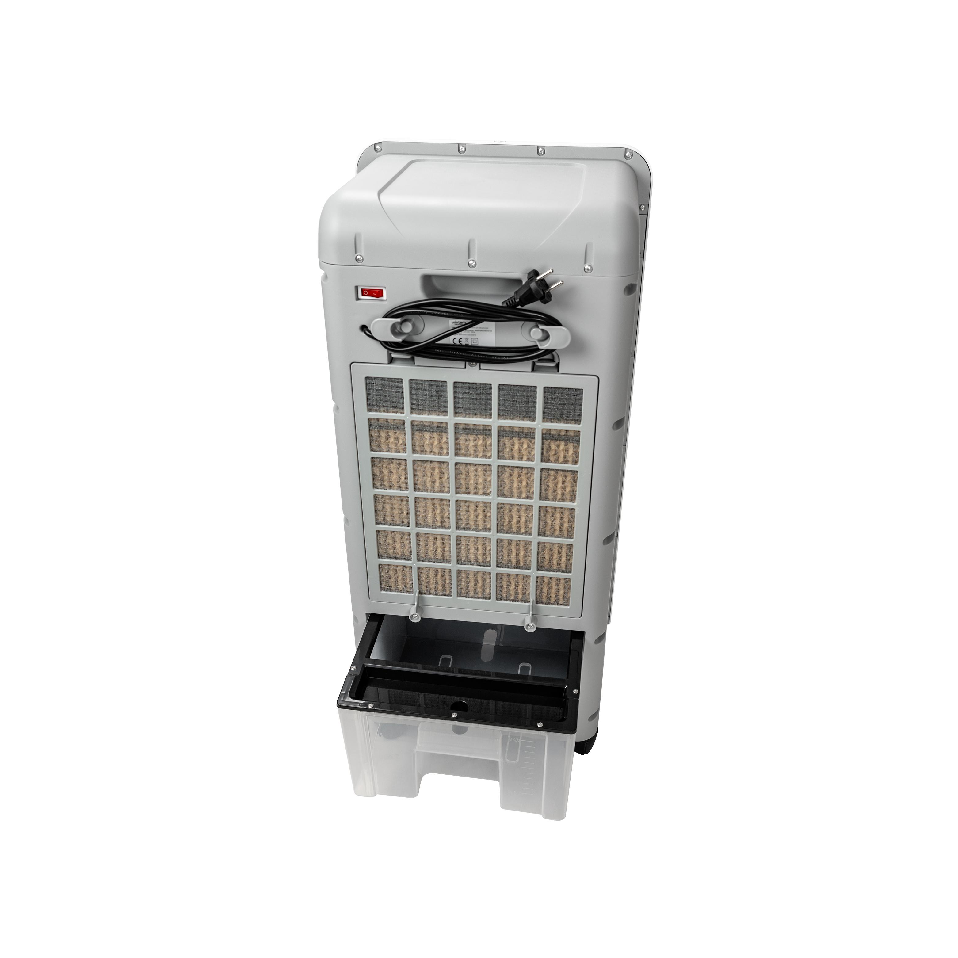 Horus Climatizzatore Portatile 2000 Watt Raffrescatore Aria Calda Fredda Wintem 6