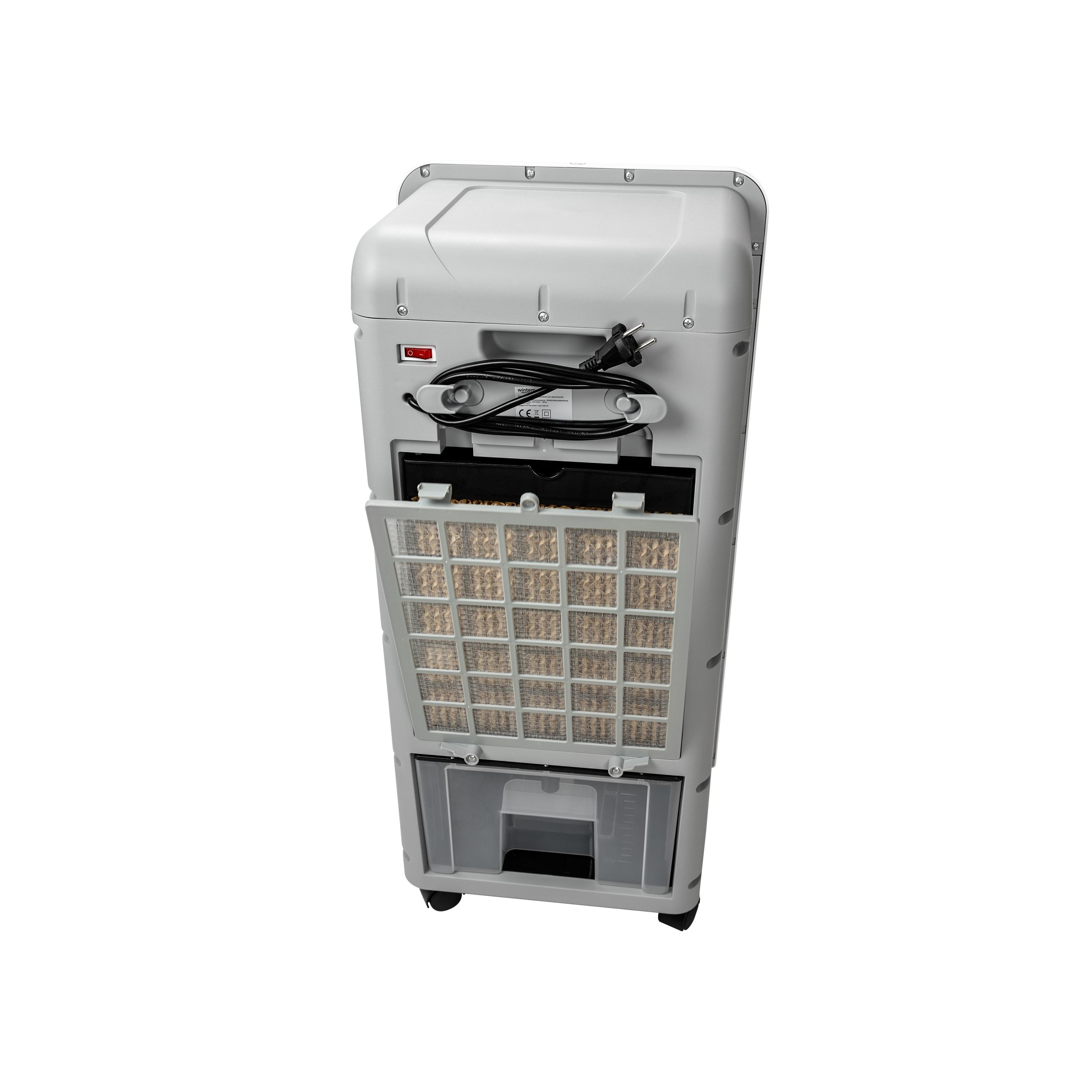 Horus Climatizzatore Portatile 2000 Watt Raffrescatore Aria Calda Fredda Wintem 7
