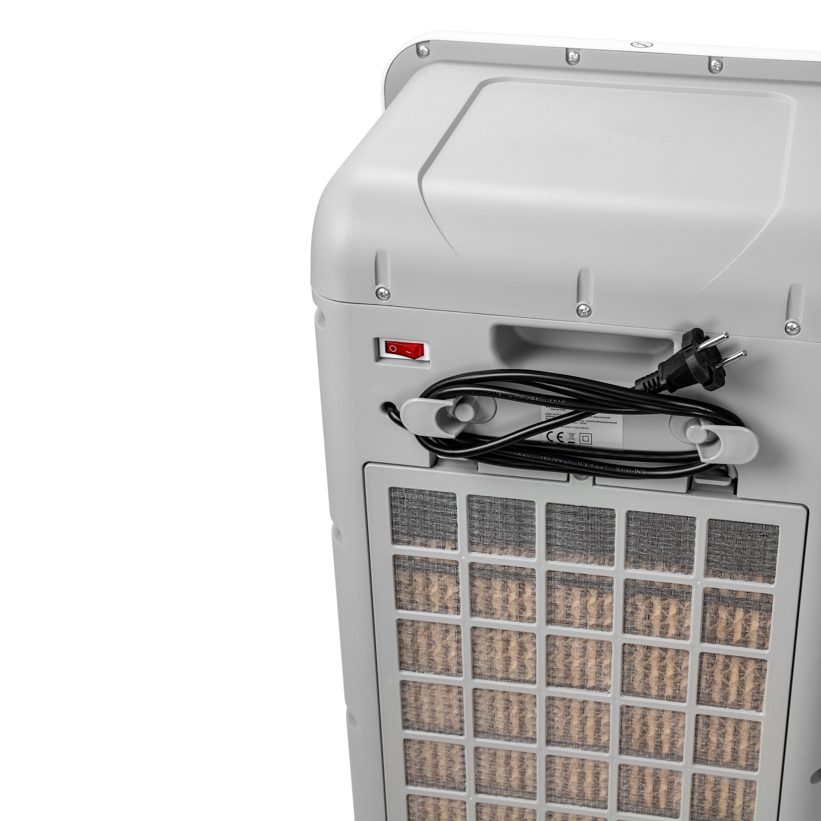 Horus Climatizzatore Portatile 2000 Watt Raffrescatore Aria Calda Fredda Wintem 8