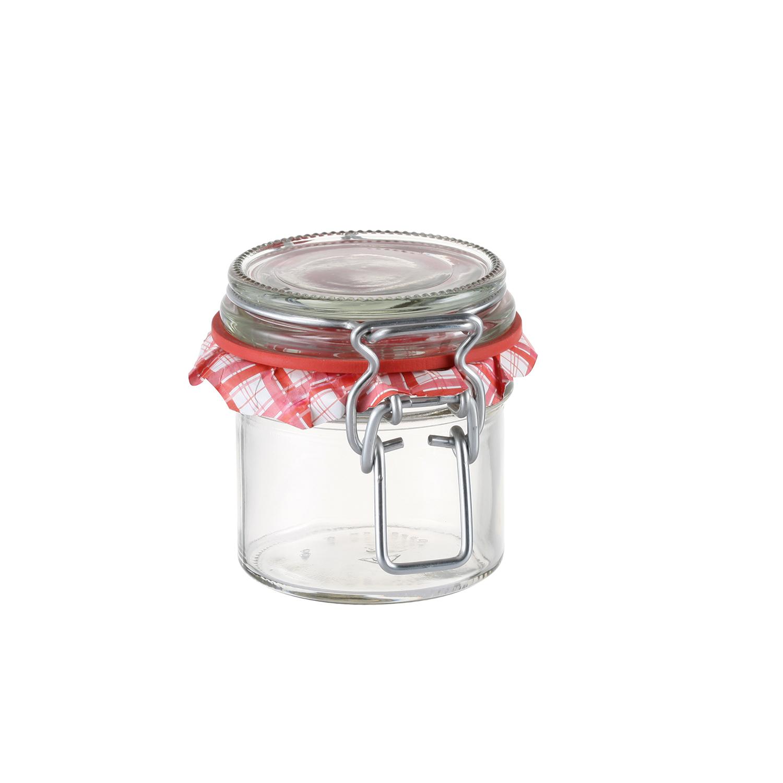 Contenitori Vetro Per Conserve dettagli su tescoma vasetto barattolo in vetro per conserve 100 200 350ml  ermetico